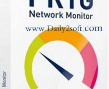 PRTG Network Monitor 17 Crack And License Key Free Download [HERE]