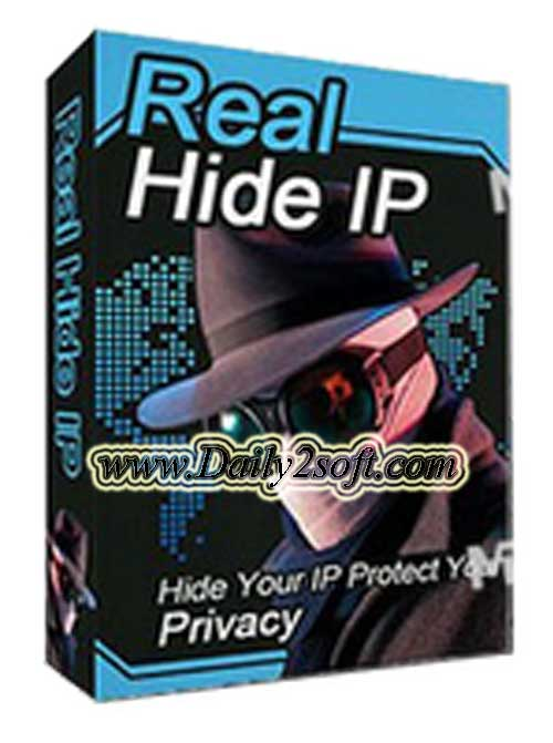 Real Hide IP 4.6.1.6 Crack Patch And License Key Free Download [HERE