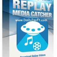 Replay Media Catcher 7.0.0.8 Patch,Crack Plus Serial key Free [HERE