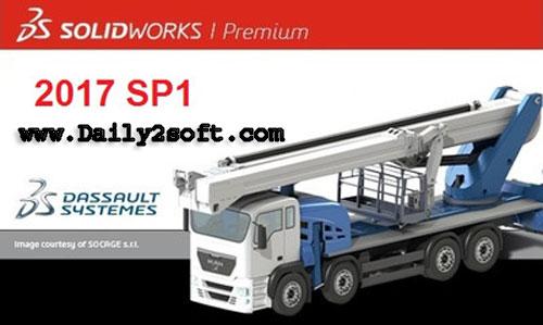 SolidWorks 2017 SP1 Crack PLUS Keygen Free [Activator] Get Here