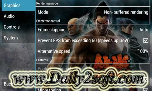 TEKKEN 6 PPSSPP For Android And PC Game Get Free Here