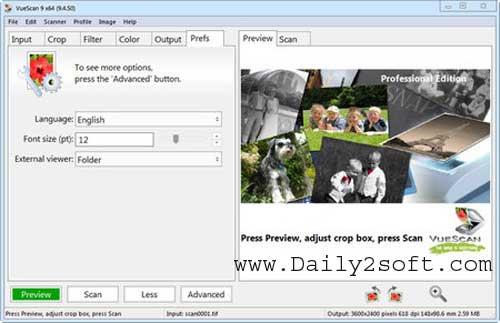 VueScan 9.5.81 Crack & Keygen Full Free Download Get [HERE]