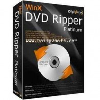 WinX DVD Ripper Platinum 8.5.0 Crack + License Code Here Download [ Free]