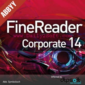 Abbyy FineReader 14 Pro Crack & Serial Number Download Get [HERE]