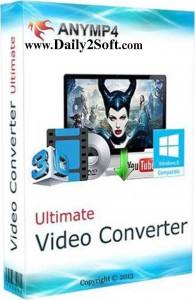 AnyMP4 Video Converter Ultimate 7.2.8 Crack Free Download Get [HERE]