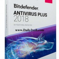 Bitdefender Antivirus Plus 2018 Crack WITH License Keys Free Here NOW!
