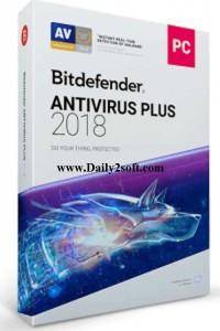 Bitdefender Antivirus Plus 2018 Crack WITH License Keys Free Here NOW!