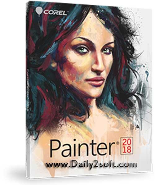 Corel Painter 2018 Crack For Windows & Mac LATEST Full Free Here