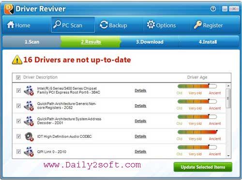 Driver Reviver Crack 5.20.1.2 & Portable Free Download [Latest]