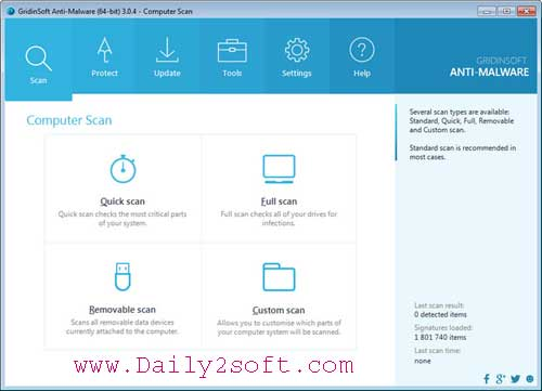 Gridinsoft Anti-Malware 3.0.94 Crack & Keygen And Activation Code Free Download