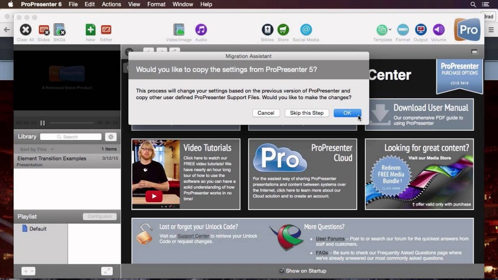 Propresenter 6.1.2 crack & License key Free Download Full Version Get [HERE]