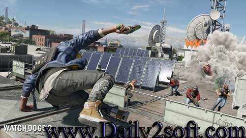 Watch Dogs 2 Free Download Get Here Free & Full Version NOW