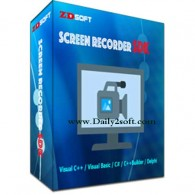 ZD Soft Screen Recorder 11.0.7 Key With crack [ Latest ] Version