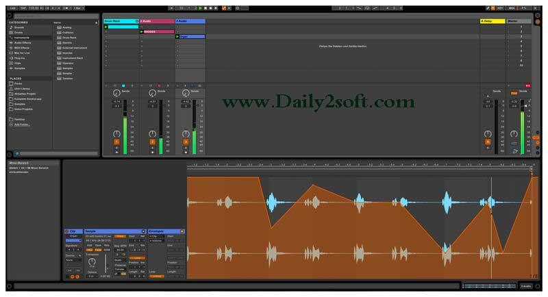 Ableton Live 9.7.4 Crack [FULL + MAC] Download Get [HERE]