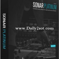 Cakewalk SONAR Platinum 22.8.0.30 Full Version + Plugins Free Download Get  [HERE]
