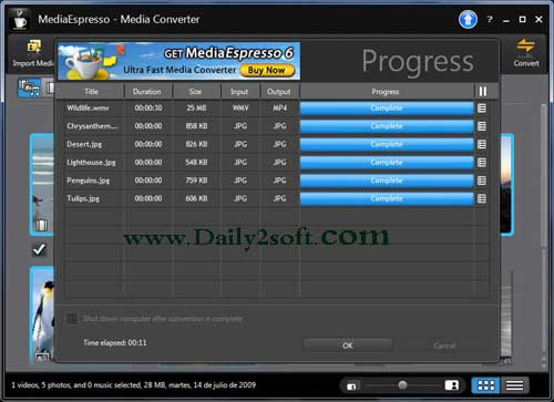 CyberLink Media Espresso Deluxe 7.5.8022.61105 Crack Free Dwonload Full Version