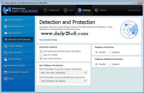 Malwarebytes Anti-Malware 3.2.2 Crack plus Keygen Free Download [here]