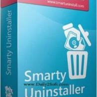 Smarty Uninstaller 4.7.1 Crack & License Key Free Download [Latest]