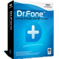 Wondershare Dr.Fone For iOS 8.4.1 Crack And Serial Key Free Download Get [HERE]