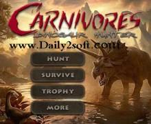 Carnivores Dinosaur Hunter Reborn Free Download For PC [HERE]