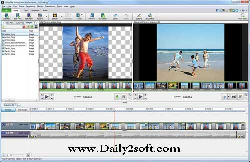 VideoPad Video 4.58 Crack Editor Professional Free Download [Full Version]