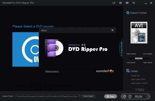 WonderFox DVD Ripper Pro 9.5.0 Crack Plus Keygen Free Download [HERE]