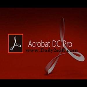 Adobe Acrobat Pro DC 2018.009.20044 Crack Free Download Get [HERE]