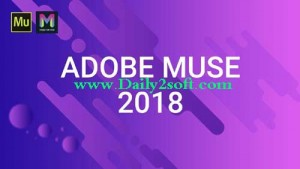 Adobe Muse CC 2018 Crack And Patch Full [Version] Free Download [Here]