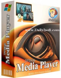 DVDFab Media Player Pro Crack 3.2.0.0 Free Download Get [HERE]