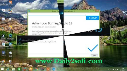 Ashampoo Burning Studio 19.0.1.4 Full Crack + License Key 2018 Download [Latest] Here!
