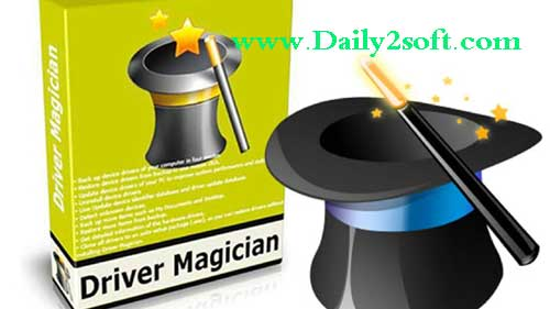 Driver Magician 5.1 Final With Keygen Full Version [Latest] Download Here!