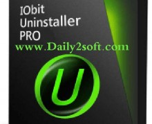 IObit Uninstaller Pro 7.2.0.11 With License Keys [Latest] Here! Daily2soft