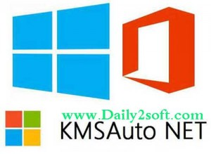 KMSAuto Net 2017 V1.4.9 Portable Free Download [Windows & Office Activator]