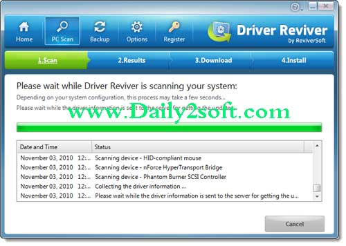 ReviverSoft Driver Reviver 5.24.0.12 + Crack Download Daily2soft [HERE]!