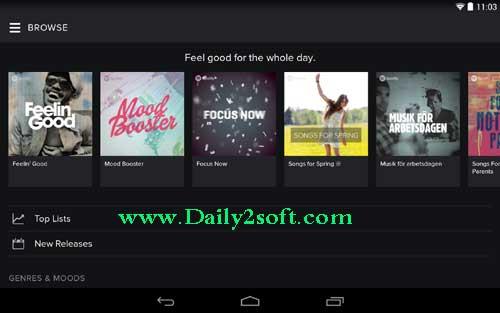 Spotify Music Premium v8.4.33.536 Mega Mod APK [Download] HERE!