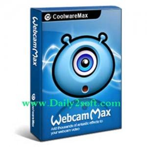 WebcamMax 8.0.7.8 Crack Plus Keygen Download [Latest] Here!