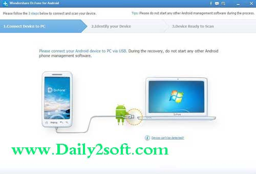 Wondershare Dr.Fone v8.2.3 With Crack Free Download For Android