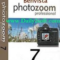 Benvista PhotoZoom Pro 7.1 Crack + Serial Keys [Latest] Free HERE!