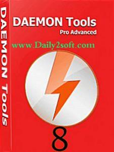 DAEMON Tools Pro 8.2.1.0709 Crack + Serial Key Full Version [LATEST]