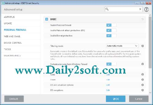 ESET NOD32 Antivirus 11.0.144.0 Crack With License Keys Free Download Here! (64/86x)