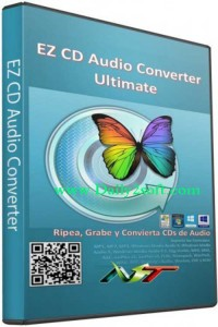EZ CD Audio Converter Ultimate 7.1.0.1 License Key + Crack Full Version HERE!