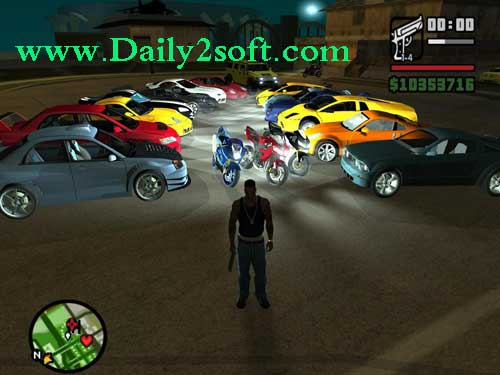 Gta San Andreas Game Free [Latest] Full Version Get Here!