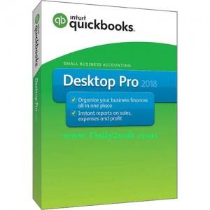 QuickBooks Pro 2018 Crack Plus License Key [Latest] Version Free Download