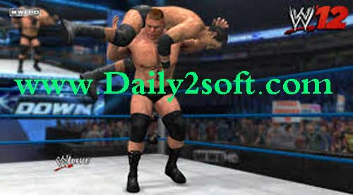 WWE 2k15 PC Game Free Download [Full Version] Here!
