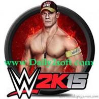 WWE 2k15 PC Game Free Download [Full Version]  Here!