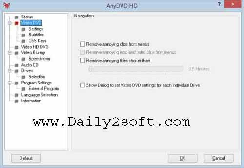 Slysoft Anydvd Download 8.1.8.0 Crack & Keygen [Latest] Here!