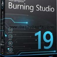 Ashampoo Burning Studio 19.0.1.6 Crack & Keygen Full [Free] Download
