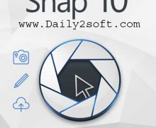 Ashampoo Snap 10.0.5 Crack Full Version Free Download [Now] Here