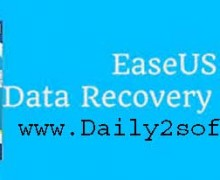 EaseUS Data Recovery Wizard professional 11.9 Crack & License Code [Download]