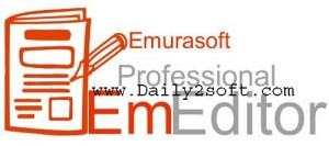 EmEditor Professional 17.4.0 Crack & License Key Full [Free] Download Here!
